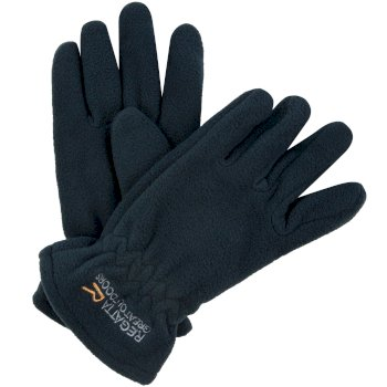 Regatta Kids Taz II Basic Fleece Gloves - Navy