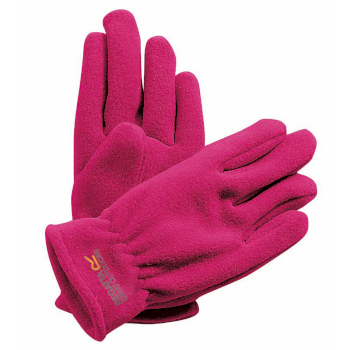 Regatta Kids Taz II Basic Fleece Gloves - Jem
