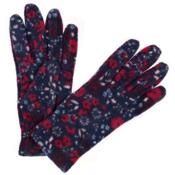Fallon bedruckte Handschuhe für Kinder Blau