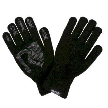 Banwell - Kinder Handschuhe mit Grip Schwarz