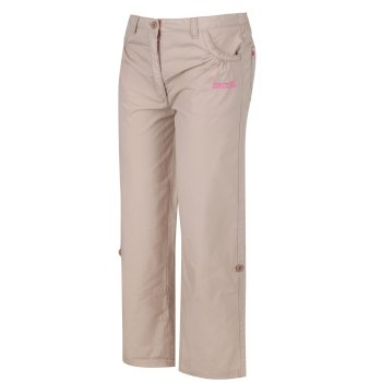 Regatta Girls Doddle Trousers Moccasin