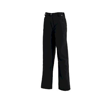 Regatta Kids Fenton Stretch Softshell Trousers Black