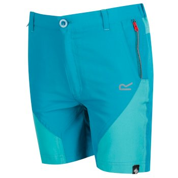 Regatta Kids' Sorcer Mountain Shorts - Enamel Ceramic