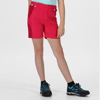 Sorcer Mountain-Shorts Für Kinder Rosa
