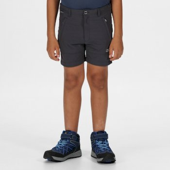 Highton Walkingshorts für Kinder Grau