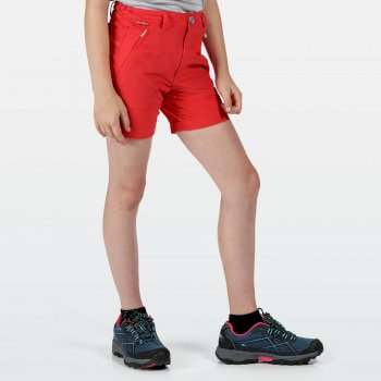 Highton Walkingshorts für Kinder Rosa