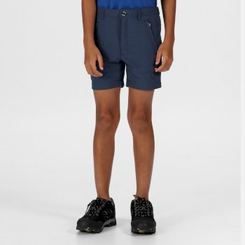 Highton Walkingshorts für Kinder Blau