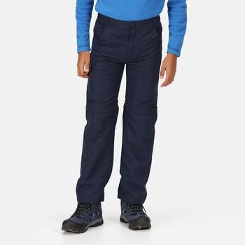 Sorcer II Zip-Off-Hose für Kinder Blau