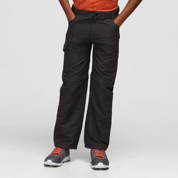 Sorcer II Zip-Off-Hose für Kinder Grau