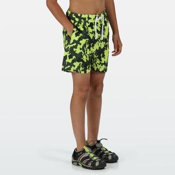 Skander II Schwimmshorts für Kinder Grün