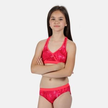 Hosanna Schwimmshirt für Kinder Rosa