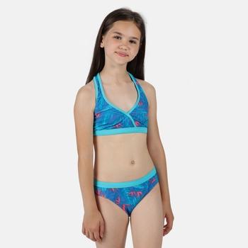 Hosanna Schwimmshirt für Kinder Blau