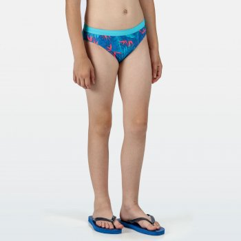 Hosanna Badehose für Kinder Blau