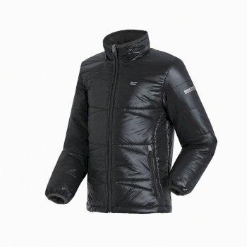 Icebound IV Insulated Jacket Black