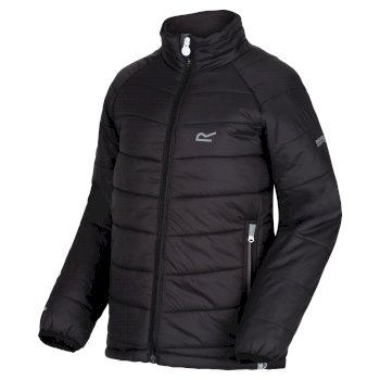 Freezeway - Kinder Steppjacke Black