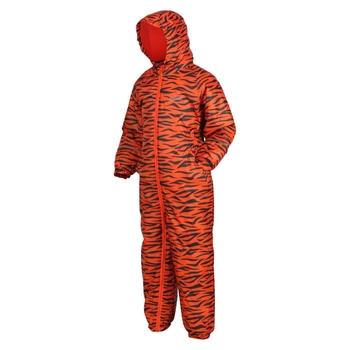 Splat II bedruckter Matschanzug für Kinder Orange