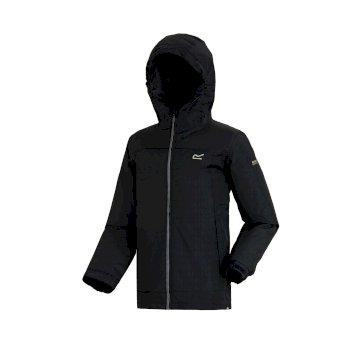 Regatta Hurdle II Waterproof Insulated Jacket Black