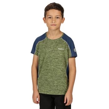 Takson II Active T-Shirt für Kinder Grün