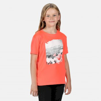 Alvarado V Graphic T-Shirt für Kinder Orange