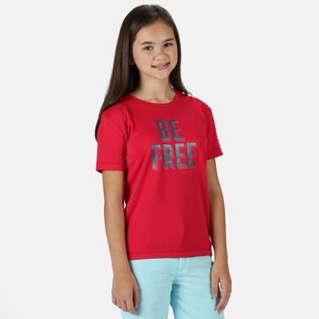 Alvarado V Graphic T-Shirt für Kinder Rosa