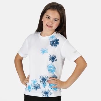 Alvarado V Graphic T-Shirt für Kinder Weiß