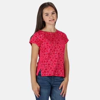 Charabee Leichtes T-Shirt für Kinder Rosa