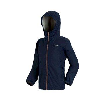 Regatta Jacobina Waterproof Shell Jacket Navy