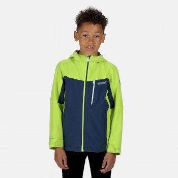 Highton wasserdichte Jacke für Kinder Gelb