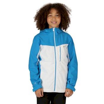 Highton wasserdichte Jacke für Kinder Blau