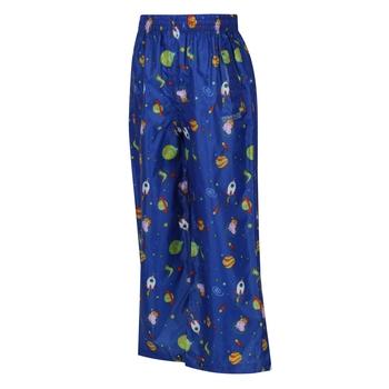 Peppa Wutz wasserdichte Pack-It-Überhose Blau
