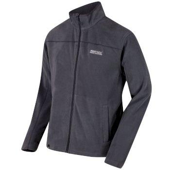 Men's Fairview Mid Weight Full-Zip Fleece Seal Grey Iron