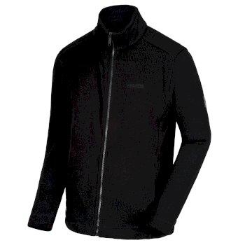 Branton Full Zip Fleece Black