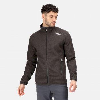Regatta Men's Torrens Full Zip Fleece - Black