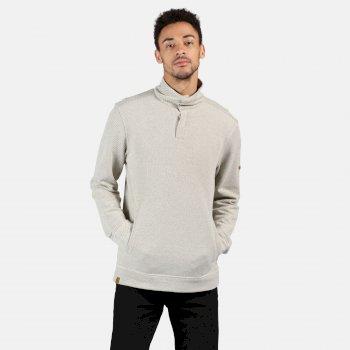 Theon Sweatshirt für Herren Grau