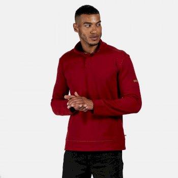 Theon Sweatshirt für Herren Rot