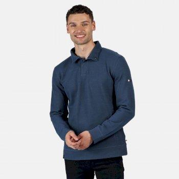 Theon Sweatshirt für Herren Blau