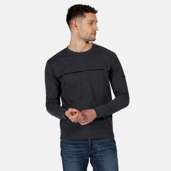 Payson Sweatshirt mit Rundhalsausschnitt für Herren Blau