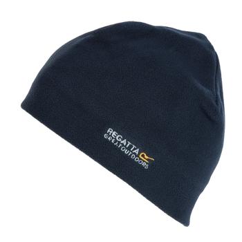 Kingsdale Thermo-Mütze aus Mikrofleece für Herren Blau