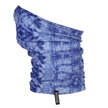 Regatta Adult's Printed Multitube Scarf Clematis Tie Dye
