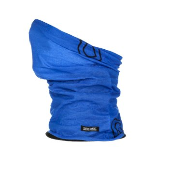 Regatta Adults Fleece Lined Stretch Multitube II Scarf Mask - Imperial Blue