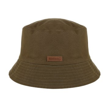 Regatta Men's Camdyn Reversible Hat - Camo Green Oat