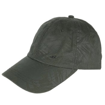 Men's Cassian Baseball Cap Grape Leaf Camo Print