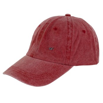 Regatta Men's Cassian Baseball Cap Delhi Red
