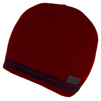 Regatta Men's Baumar II Beanie - Dehli Red Navy