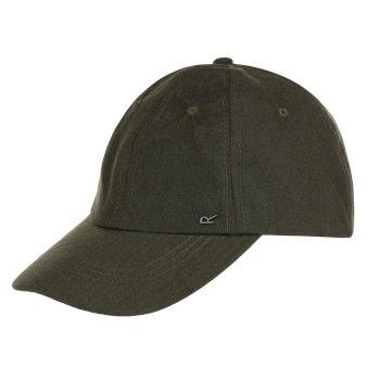 Cadell II wasserdichte Kappe für Herren Grün
