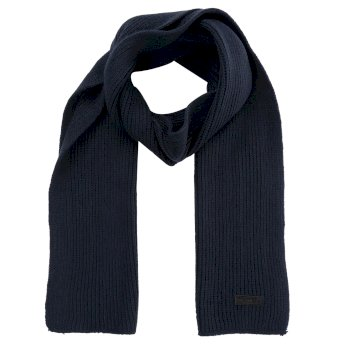 Regatta Men's Balton Knitted Scarf - Navy