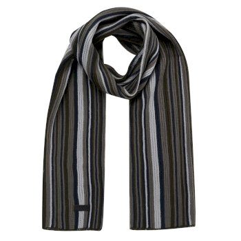 Regatta Men's Balton Knitted Scarf - Stripe