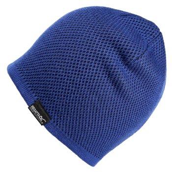 Brock II Herrenmütze Blau