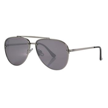 Pontius Pilotenbrille für Herren Silber