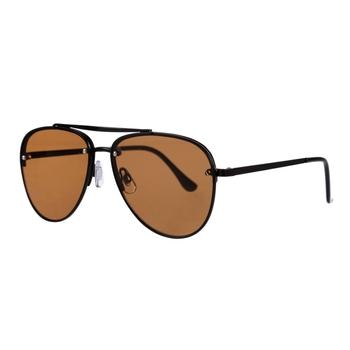 Pontius Pilotenbrille für Herren Schwarz